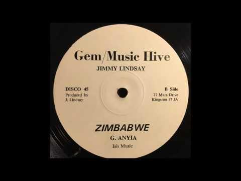 Jimmy Lindsay - Zimbabwe