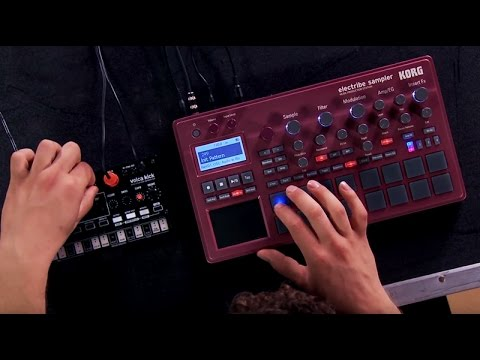 Korg Electribe Sampler Tutorial