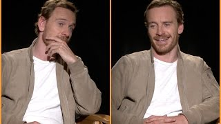 Michael Fassbender On Fame, Working So Much And Alien: Covenant