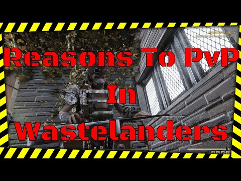 Reasons To PvP In Fallout 76 Wastelanders Release