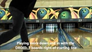Lane #1 Droid Bowling Balls FREE SHIPPING