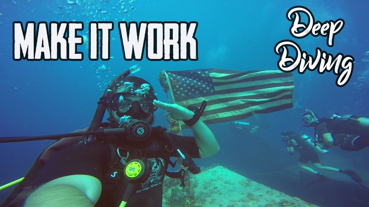 Overcoming Underwater Anxiety Key Largo Deep Diving Certification