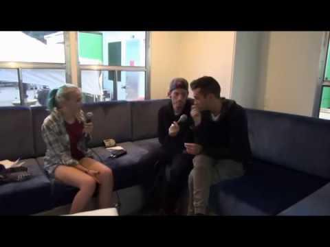 Harmonia Interviews Twenty One Pilots at Music Midtown 2016