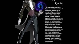 Nikola Tesla Everything Is The Light Interview With Nikola Tesla