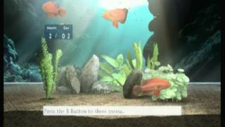 Classic Game Room HD - MY AQUARIUM for Nintendo Wii WiiWare