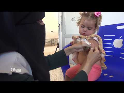 مركز تل حديا الطبي جنوب حلب يستقبل حالات سوء التغذية  - 22:21-2018 / 7 / 17