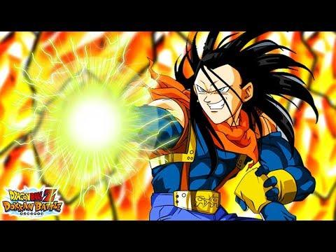 NEW SUPER ANDROID 17 BANNER MULTI SUMMONS! Dragon Ball Z Dokkan Battle