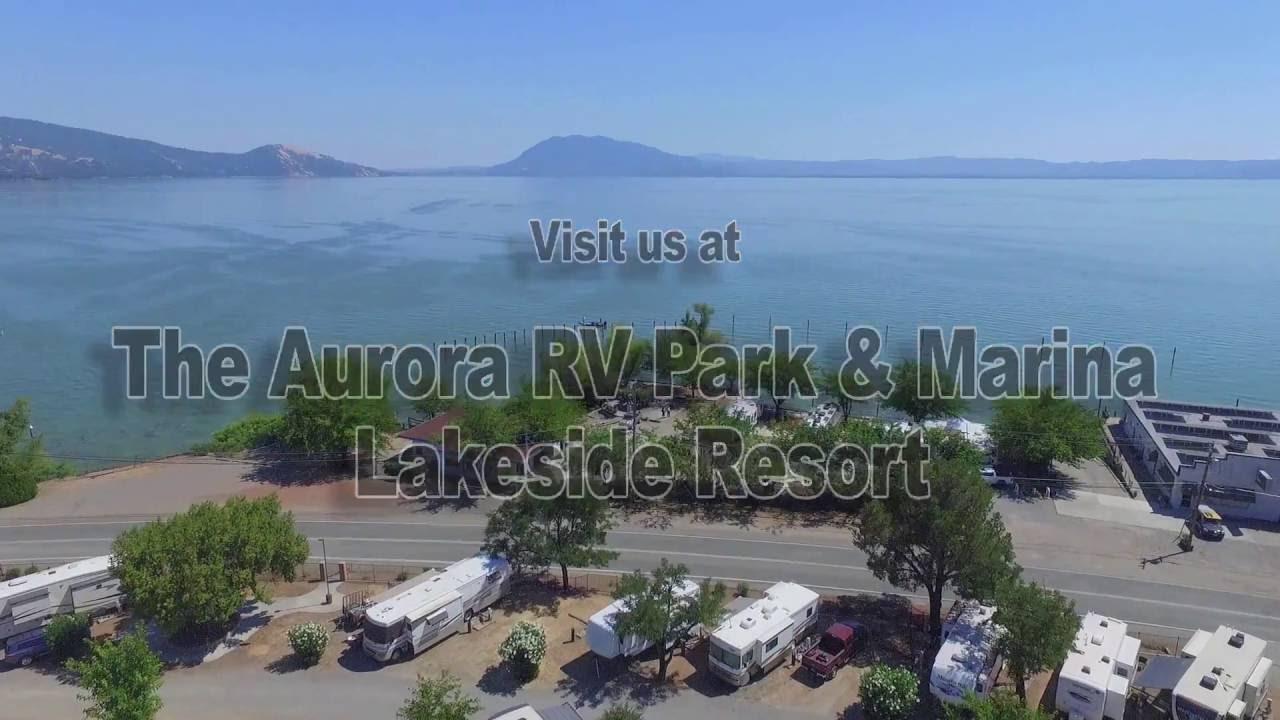 Aurora RV Park Marina