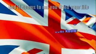 ELTON JOHN - CANDLE IN THE WIND (ENGLAND