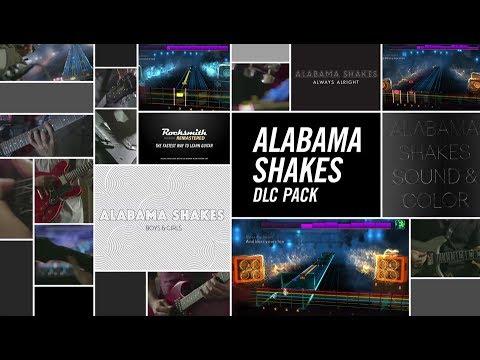 Alabama Shakes - Rocksmith 2014 Edition Remastered DLC