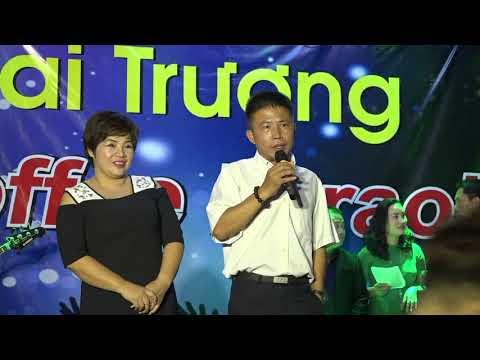 KHAI TRƯƠNG CAFE BLACK TIEN HAI THAI BÌNH NAM 2017