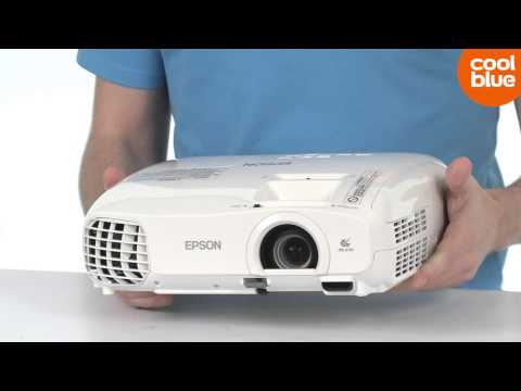Epson EH-TW5100 beamer productvideo (NL/BE)