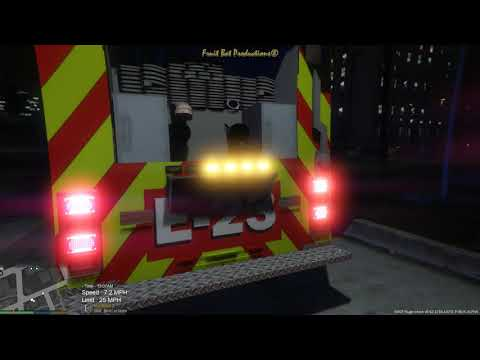 [LSPDFR] medic4523's FIRE & EMS Pack 1 0 2 [ELS] by K  D  M  TOP COP 72