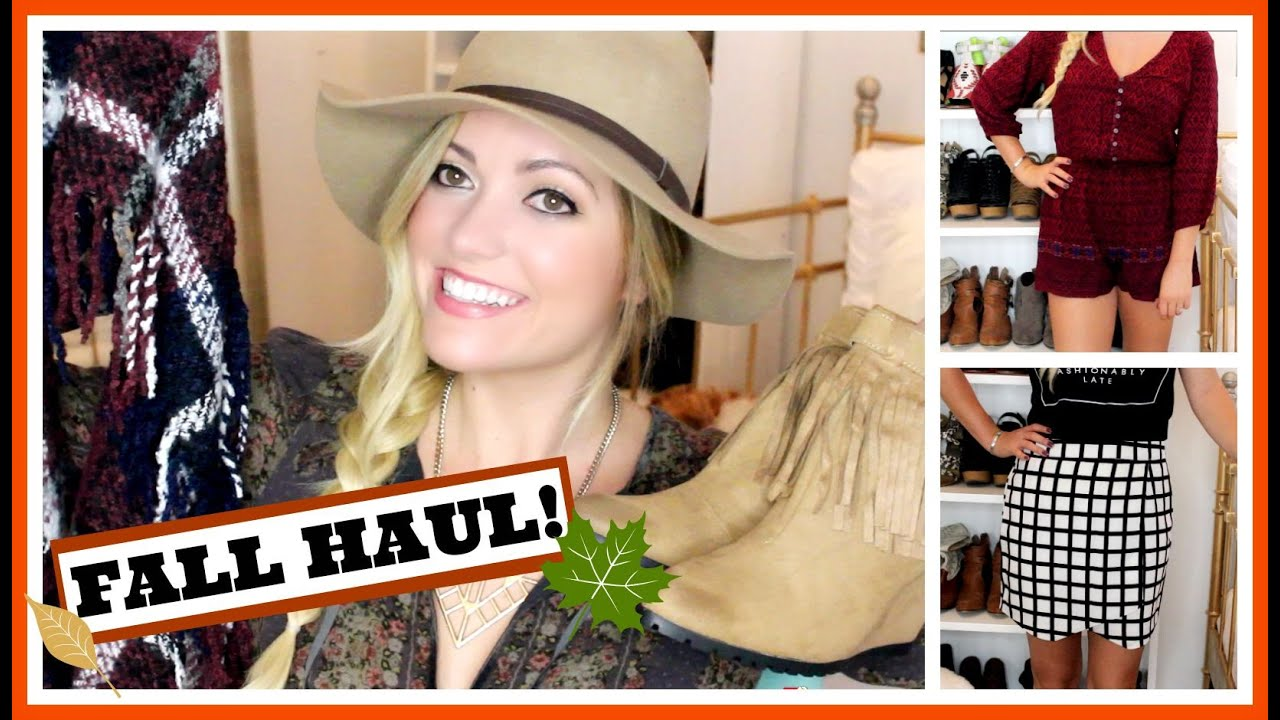 2015 Inspired Winter Clothing Haul Styled Try | 2014 2015
