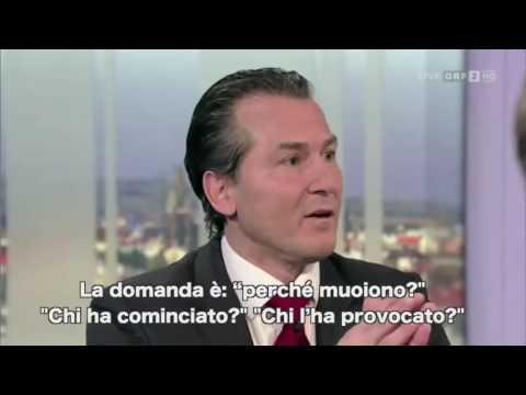 La verità sulla guerra in Siria. Live sulla tv austriaca.