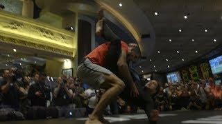 UFC 226: Open Workout Highlights