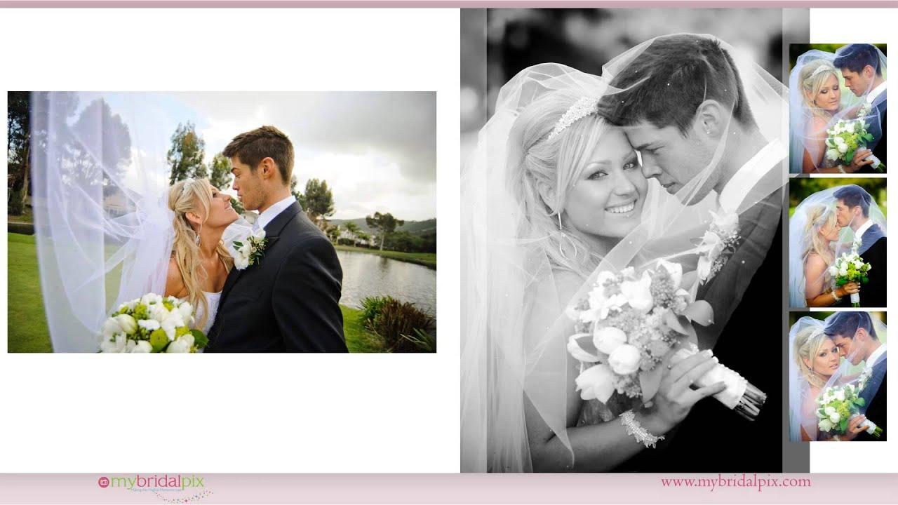 Make Your Own Wedding Album Youtube