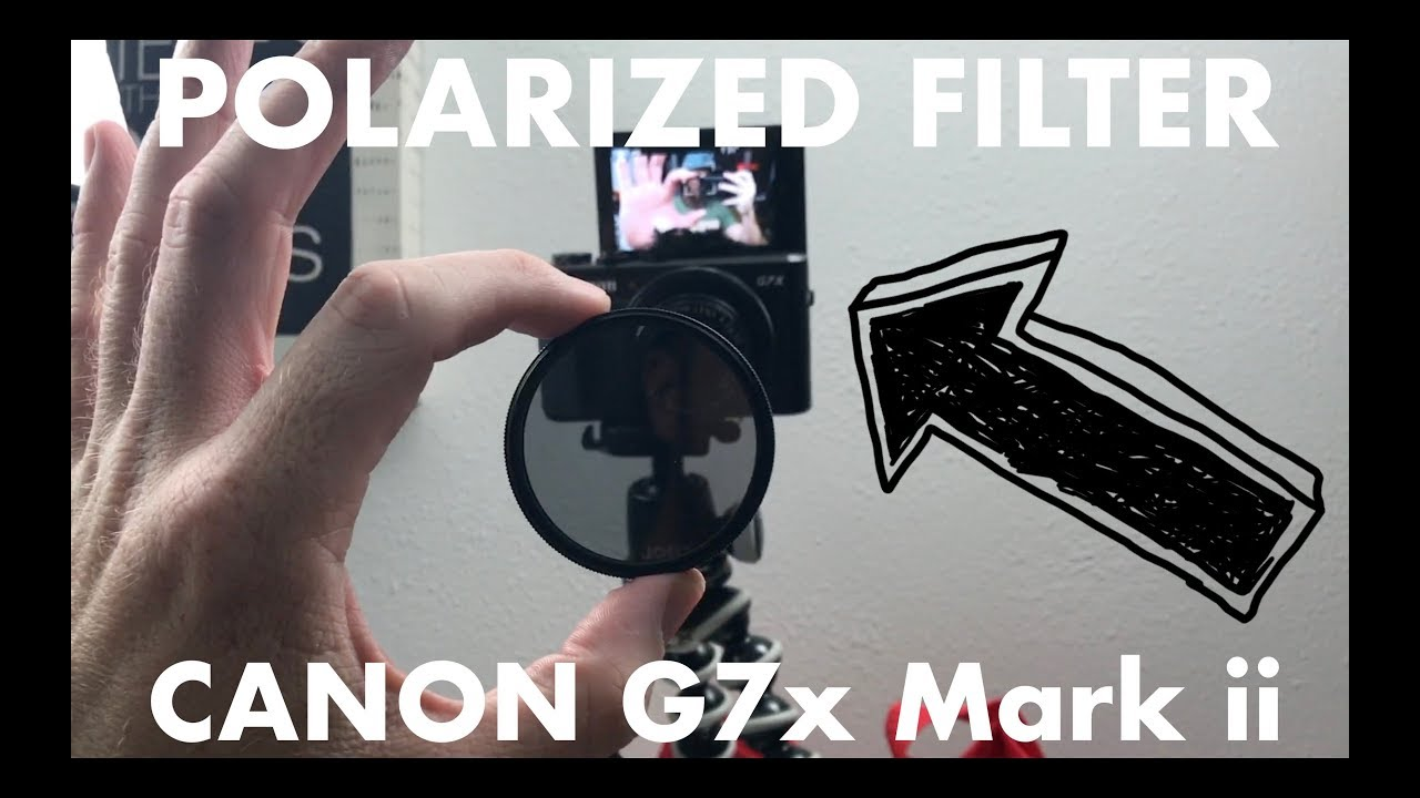 HOW TO: Install a 52mm Filter on Canon G7x Mark ii