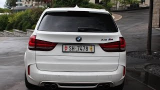 700 HP BMW X5 M - Acceleration Sound, Revs and Details
