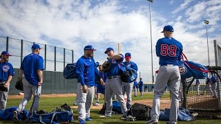 Cubs 2017 Outlook (Spring Training Highlights)