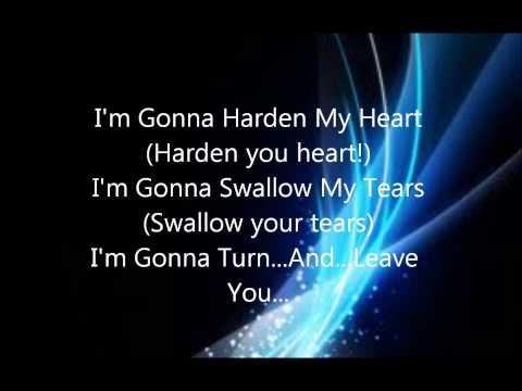 Shadows of the Night/Harden My Heart Lyrics