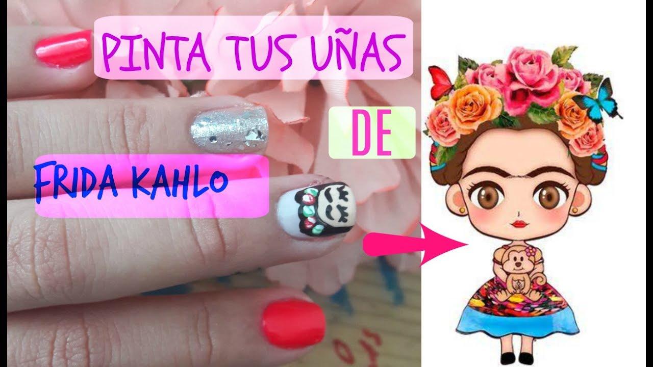 Imagenes De Frida Kahlo Animada Para Colorear: Frida Kahlo En Caricatura Para Colorear