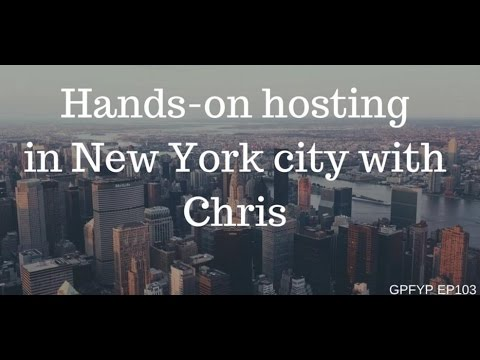 Airbnb Hosting EP 103 Hands-On Hosting in New York City with Chris