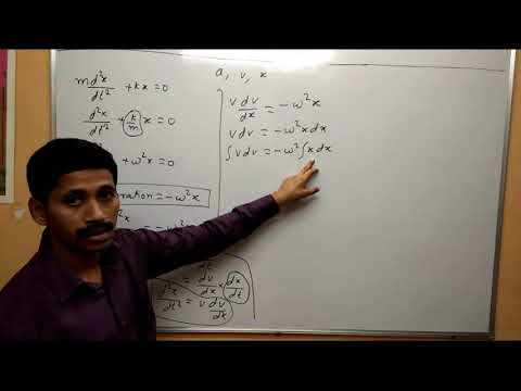 Repeat Oscillation Lecture 1, HSC std 12 Maharashtra Board
