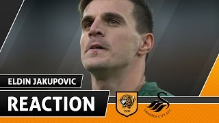 Video Gol Pertandingan Hull City vs Swansea City