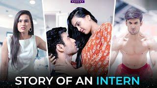 Story of an Intern Ft. Anushka Sharma, Abhishek | Toofaan Spoof | Hasley India Originals!