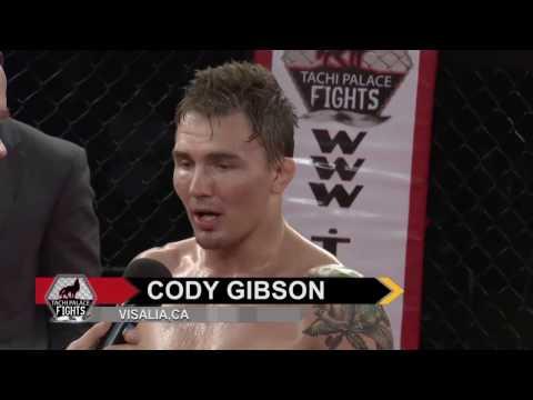 Cody Gibson vs Kyle Reyes
