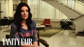 Mad Men 39 S Jessica Paré Explains Why She Was So Thrilled By A Fake Proposal