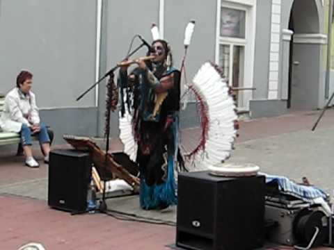 "Native Americans - ""Imagenes"" -   in Pärnu, 1"
