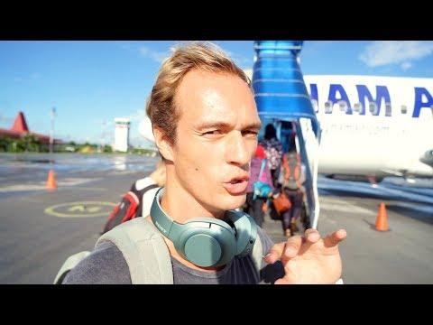 GARUDA INDONESIA CANCELED OUR FLIGHT!
