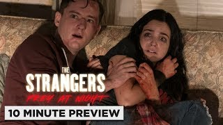 Strangers Prey At Night   10 Minute Preview   Own it Now on Digital