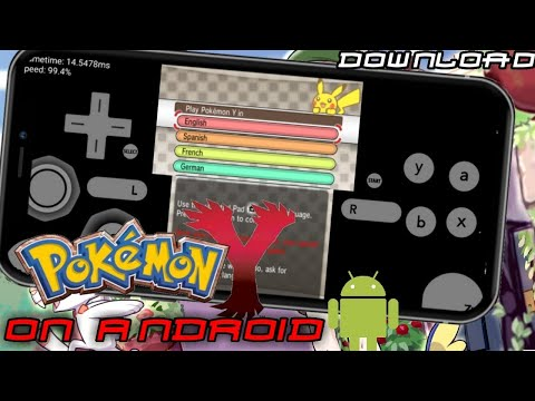 How To Download And Play Pokemon Y On Android Device !
