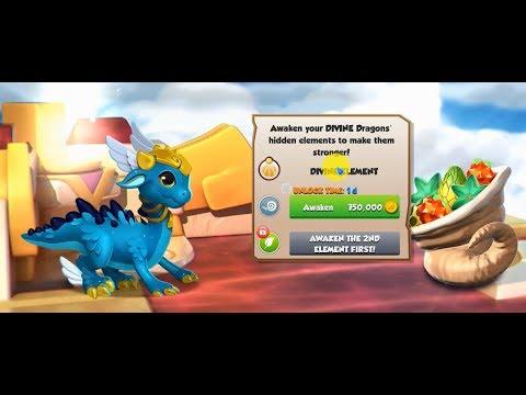 Do you like Divine Element ? Dragon Mania Legends