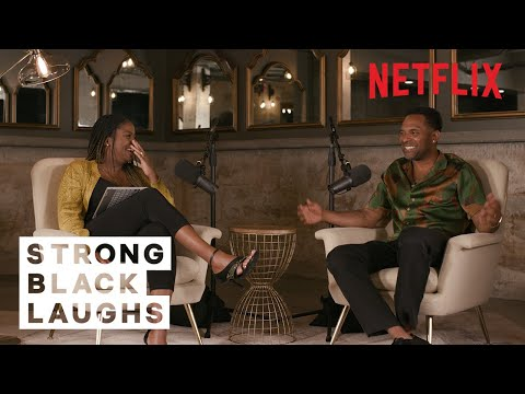 Strong Black Laughs: The Mike Epps Interview | Netflix