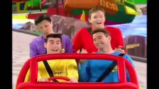 The Taiwanese Wiggles - Toot Toot, Chugga Chugga, Big Red Car (dubbed)