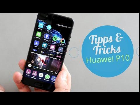 Huawei P10: Die besten Tipps & Tricks   deutsch ✔ techloupe