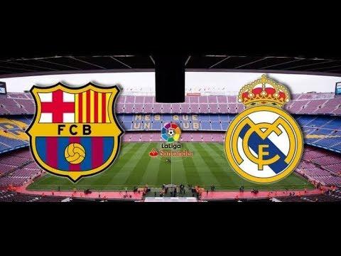 Барселона - Реал Мадрид, прямая трансляция, Live Stream