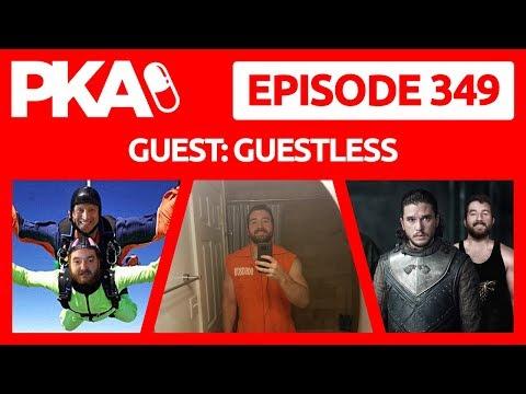 PKA 349 - Taylor's Tinder, Conor McGregor vs Mayweather, Jon Jones Steroids