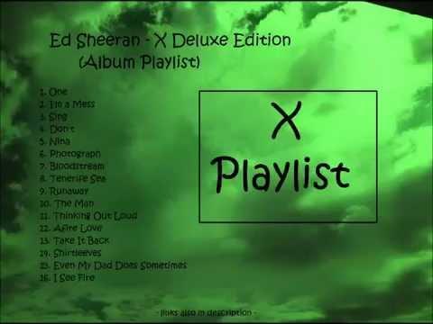 ed sheeran n...X Album Cover Ed Sheeran