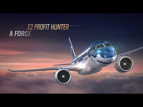 E2 Profit Hunter: E190-E2 Tech Shark
