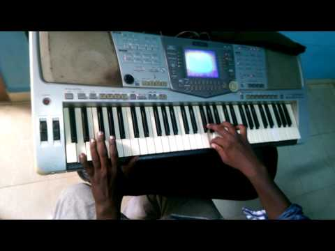 Uirana Yesu Playing Keyboard