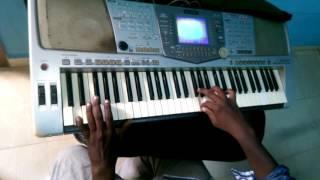Uirana yesu playing keyboard