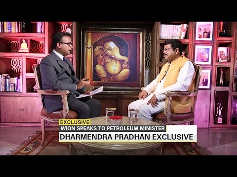 Exclusive: WION speaks to Indian petroleum minister