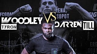 UFC 228: TYRON WOODLEY VS. DARREN TILL (HD) PROMO, TITLE FIGHT, WELTERWEIGHT