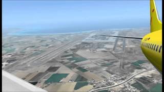 Palma De Mallorca X   FSX Balearics Part 2 of 3