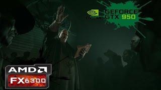 Outlast 2 Demo Gameplay PC/GTX950